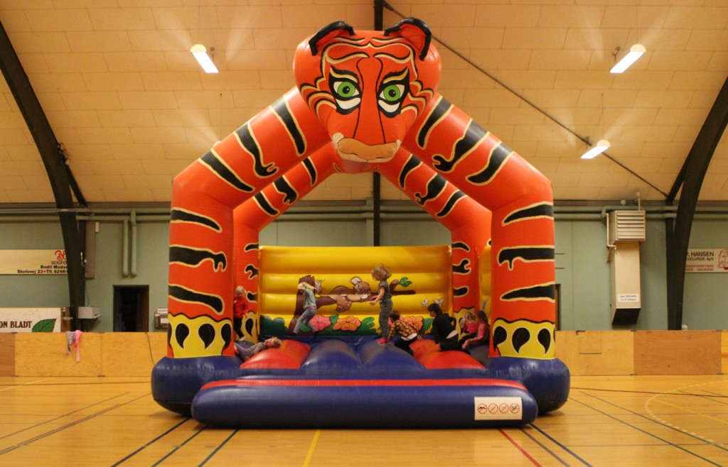 Hoppeborg Stor Tiger